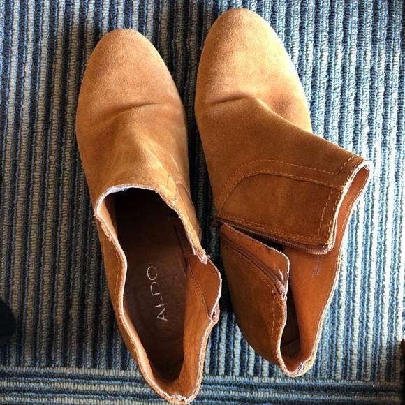 Aldo Shoes - Aldo suede boots